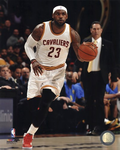 LeBron James 2014-15 Cavaliers Poster by Unknown for $13.75 CAD