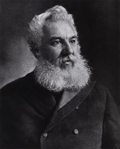 Alexander Graham Bell, American inventor 1905 Poster by Unknown for $13.75 CAD