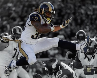 Todd Gurley 2015 Spotlight Action Poster by Unknown for $13.75 CAD
