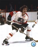Bobby Clarke one hand on stick