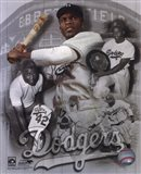 Jackie Robinson Legends Composite