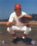 Johnny Bench - Posed Catching