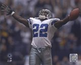 Emmitt Smith - All-Time Rushing Yard Leader - #2 Celebration
