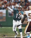 Dan Marino - Passing Action
