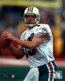 Dan Marino - Close up, action