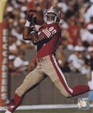 Jerry Rice - Over the shoulder catch - 49ers
