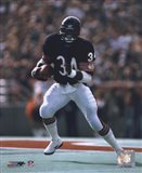 Walter Payton - Running with ball