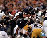 Walter Payton - Action, airbound