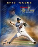 Eric Gagne - 2003 National League Cy Young Award Winner