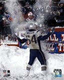 Tedy Bruschi - Snow Game 12/7/03