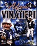 Adam Vinatieri - Super Bowl XXXVIII Champions Collection (Limited Edition)