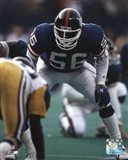 Lawrence Taylor - Defensive Stance