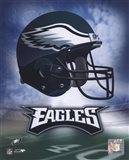 Philadelphia Eagles Helmet Logo