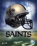 New Orleans Saints Helmet Logo