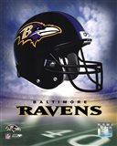 Ravens Helmet Logo ('04)