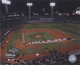 2004 World Series Opening Game National Anthem at Fenway Park, Boston
