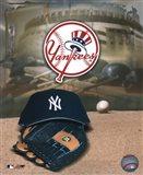 Yankees - '04 Logo & Cap