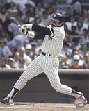 Reggie Jackson - Batting Action