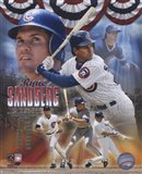 Ryne Sandberg - Legends Composite