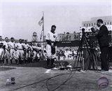 Lou Gehrig - Farewell (Horizontal)