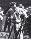 Lou Gehrig - Farewell #2 (Vertical)