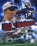 Eli Manning - '05 Portrait Plus
