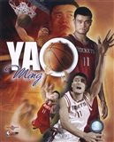 Yao Ming - Portrait Plus '05