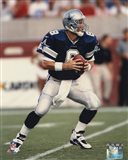 Troy Aikman - Action