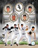 White Sox - 2006 Big 4 Pitchers