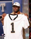 Reggie Bush - 2006 NFL Draft Day