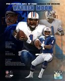 Warren Moon - 2006 Hall Of Fame Legends Composite
