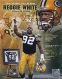 Reggie White - 2006 Hall Of Fame Composite