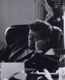 President John F. Kennedy in the Oval Office (#7)