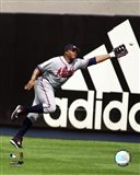Andruw Jones - 2006 Fielding Action