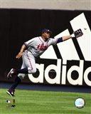 Andruw Jones - 2006 Fielding Action