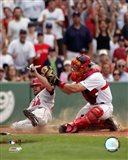 Jason Varitek - 2006 Play At The Plate