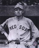 Babe Ruth - Close Up (Red Sox)