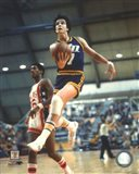 Pete Maravich Action
