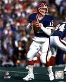 Jim Kelly - Blue Jersey Action