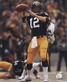 Terry Bradshaw Passing Action