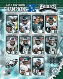 Eagles - 2006 NFC East Champions Composite