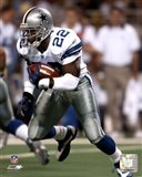 Emmitt Smith 2002 Rushing Action