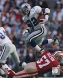 Emmitt Smith - 1995 Action