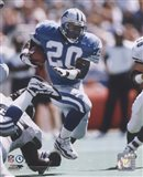 Barry Sanders - 1996 Action