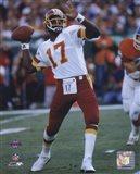 Doug Williams Super Bowl XXII 1988 Passing Action