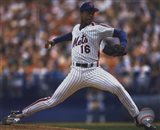 Dwight Gooden - 1988 Action