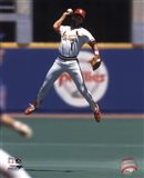 Ozzie Smith - 1993 Fielding Action
