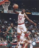 Hakeem Olajuwon - 1994 Action