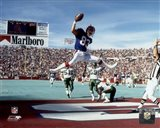 Andre Reed 1990 Action
