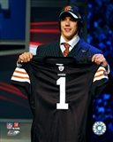 Brady Quinn - 2007 NFL Draft Day